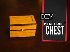 IHasCupquake: Minecraft Chest - DIY GG