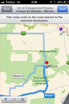 Australian Police Scramble to Protect Citizens After Apple Maps Hopelessly Strands Users in Wilderness