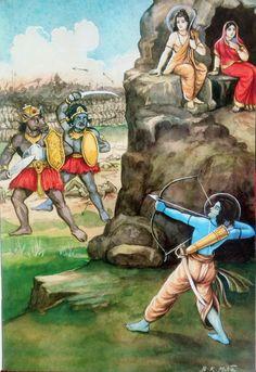 Jay Shri Ram, Lord Sri Rama, Lord Rama Images, Sita Ram, Lord Vishnu Wallpapers, Shiva Shakti, Epic Art, Hindu Art, Indian Gods