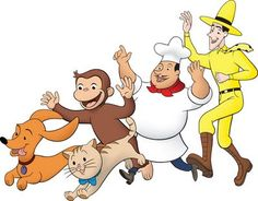 original curious george images - Google Search
