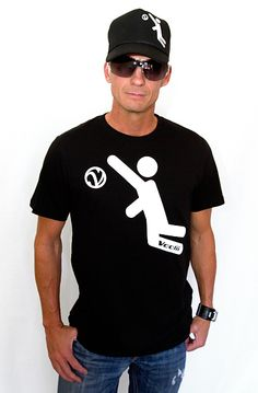 Spiker Icon Men's Short Sleeve Tee  http://voolii-media.tumblr.com/post/38204765915/rock-the-voolii-spiker-icon-tee-and-show-you