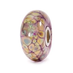 Purple Flower Mosaic - trollbeads.com