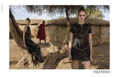 Valentino ss16 Campaign