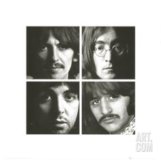 The Beatles - The White Album Art Print at Art.com
