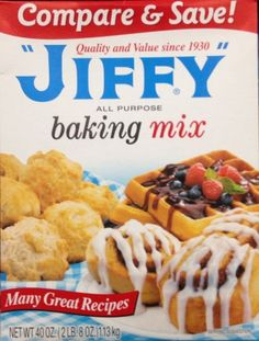 Jiffy ALL PURPOSE Baking Mix 40oz 3 Pack ** You can get more details by clicking on the image.