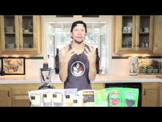 Easy Superfood Raw Trail Mix: Vegan Raw Food Recipe