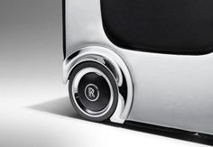 The Wraith Luggage Collection from Rolls-Royce