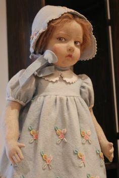 "22"" Lenci Old Italian Doll in Mint Condictions Serie 109 CA 1932   eBay"