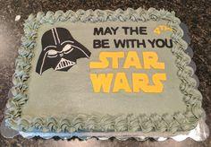 Image result for star wars sheet cake Harrison Michael Pinterest