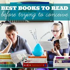 Best Books To Read Before Trying To Conceive » Daily Mom