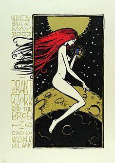 Brant Bjork and the Bros  Fiub  Circolo Magnolia  5/23/2007  Artist: Malleus