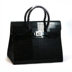 I wonder if this Lego Birkin bag costs as much as the real thing! : )