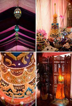 MooVampire: Photo  Moroccan Style Wedding