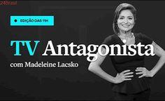 22.05.17   TV Antagonista - Edição das 11h