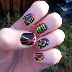#jamberry #jamberrynails #nailart #nails #jamicure #reggaeagogojn