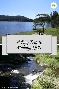 Maleny is a beautiful small town in Queensland's Sunshine Coast Hinterland and the perfect spot to head for a day trip. #queensland #sunshinecoast #daytrip