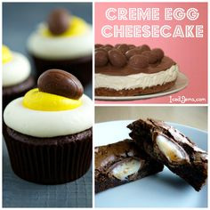 Cadbury Creme Egg Chocolate Caramel Shortbread