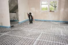 Homeplaza - Mit der passenden Fußbodenheizung hält Wohngemütlichkeit Einzug
