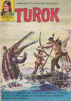 Turok n°2 Dans les griffes des monstres volants