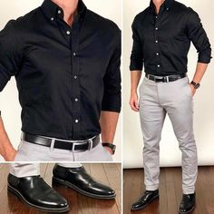 Wedding suits men grey casual guys 21 Ideas for 2019 Mens Fashion Suits, Mens Suits, Mode Outfits, Fashion Outfits, Fashion Shirts, Fashion Ideas, Fashion Trends, Formal Men Outfit, Semi Formal Outfits