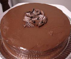 Receitas da Cily: Receita: Bolo mousse de chocolate