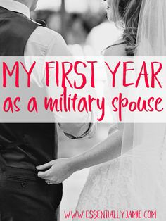I'm currently looking back on the years of my relationship. My husband and I had a court house wedding in January of 2013. I want to share some of the things that I've experienced and have learned myself being a military spouse, Navy wife.....