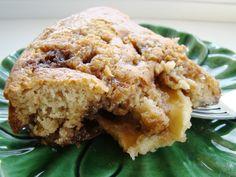Pan de manzana con canela