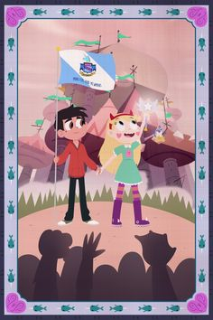 """""""An explorer like her mother in the seas of Mewni ventured, In navigations that by the Star of the Queen were guided."""" Her name is a reference to the North Star, commonly used by navigators. The wa..."""