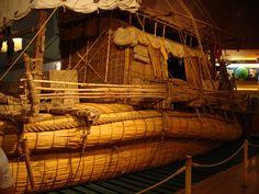 Kon-Tiki Museum, Oslo, Norway b