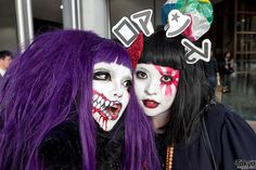 Scary Awesomeness in Tokyo by tokyofashion, via Flickr