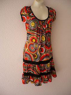 vestido hippie de PIKMODE por DaWanda.com
