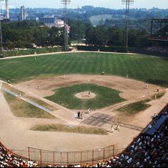 Went there alot with my dad as a kid...then visited Aunt Betty in Oakland.  Saw Roberto Clemente and Willie Stargell play there.