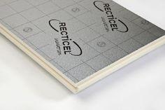 Architectura - RECTICEL op PassiveHouse beurs met nieuwe dikte Powerwall isolatie