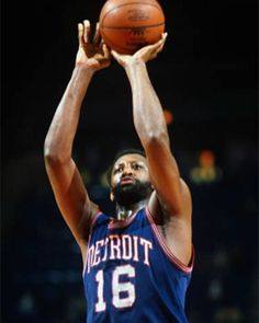 35767cc57 Bob Lanier Detroit Pistons Center
