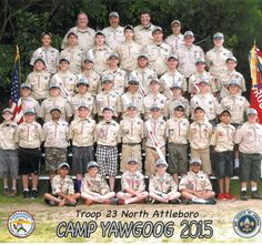 Troop 23 had a successful week at Camp #Yawgoog.  A story about Troop 23 North Attleboro, Massachusetts, posted to the North Attleborough Free Press on July 29, 2015.