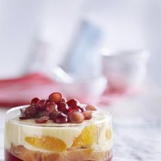 Trifle Panna Cotta, Cheesecake, Sweets, Trifles, Ethnic Recipes, Desserts, Food, Dulce De Leche, Deserts