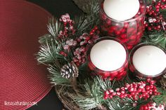 Christmas Table | Like a Saturday