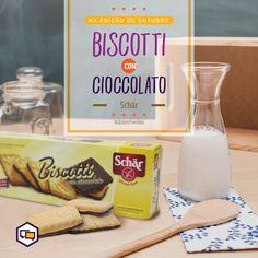 Biscotti com Cioccolato - Schar