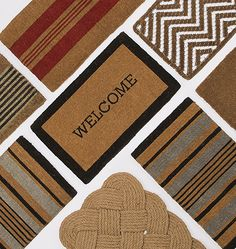 Doormats | Rejuvenation #TakeItOutside