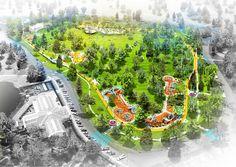 Denver City Park City Loop : PORT Architecture + Urbanism