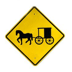 Carriage Sign