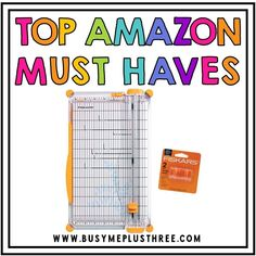 Who doesn't love Amazon? Add these back-to-school necessities to your cart ASAP! Meet The Teacher, New Teachers, Classroom Hacks, Classroom Organization, Avery Address Labels, Teacher Forms, Dry Erase Markers, Self Inking Stamps, Teacher Hacks
