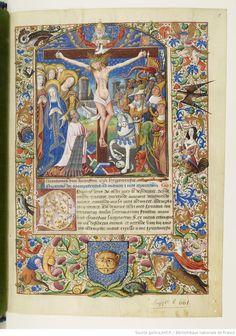 Titre : S. Augustin. Date d'édition : 1401-150 1r