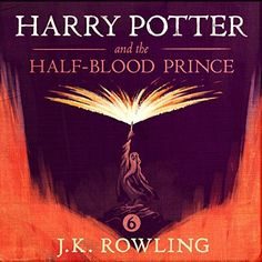 "Another must-listen from my #AudibleApp: ""Harry Potter and the Half-Blood Prince, Book 6"" by J.K. Rowling, narrated by Jim Dale."