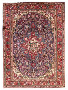 Tapis persans - Tabriz  Dimensions:346x250cm