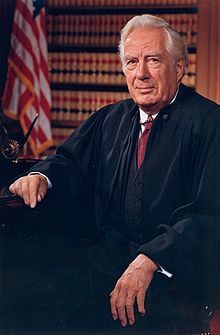 Warren E. Burger - 15th Chief Justice of the United States