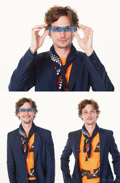 Matthew Gray Gubler please stop doing this to me sir lol Spencer Reid Criminal Minds, Criminal Minds Cast, Matthew Gray Gubler, Matthew Grey, Youtubers, Crimal Minds, Matthew Mcconaughey, Favorite Person, The Magicians