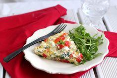 Dinner - breakfast for dinner on Pinterest | Cheesy Cauliflower ...