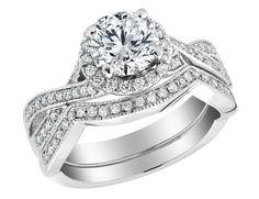 Huge Diamond Ring