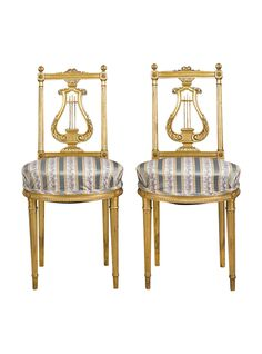 For all Interior Design Industry Professionals. Room Chairs, Dining Chairs, Antique Armchairs, Neoclassical, Louis Xvi, Pairs, Ceiling Lights, French, Interior Design